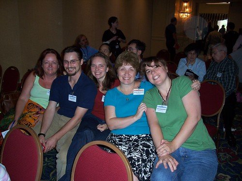 stonecoast at readercon july 2008