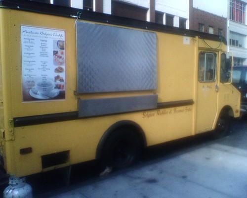 Imposter Waffle Truck