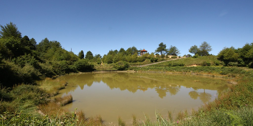 大雪山森林遊樂區天池