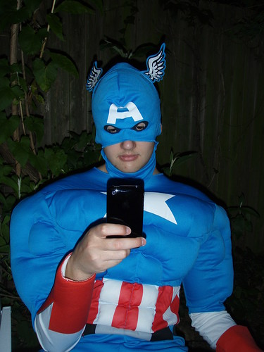 iPhone: The choice of super heros (and villians)