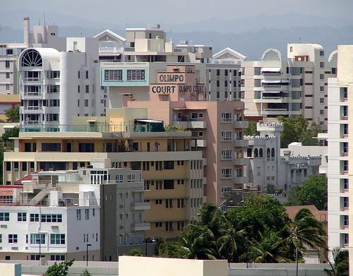 Downtown San Juan