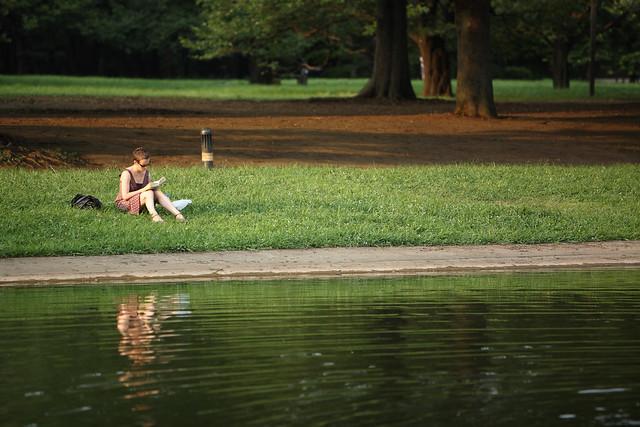 池脇の読書