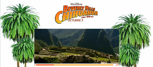 Machu Picchu is Mexican? Hollywood thinks so.