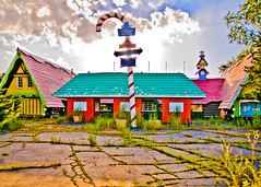 Santas Village (=Tom=) Tags: tom nikon c lightroom santasvillage d300 ctomvaclavek