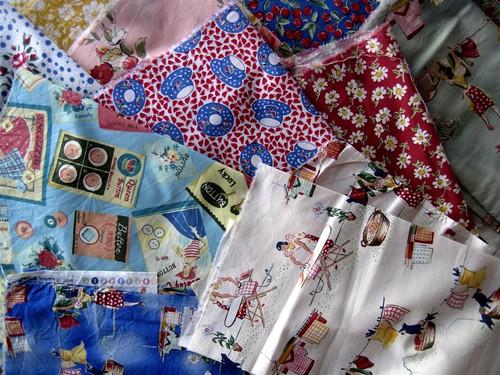 30's repro fabric