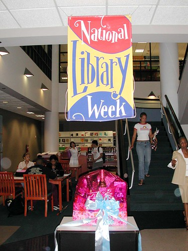 Nat'l Library Week