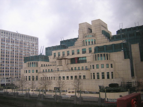 MI5 Headquarters by solidbushnell