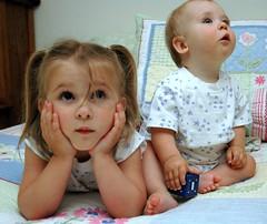 Two Grandkids (ricko) Tags: grandkids isabel issac