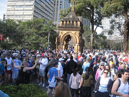Sydney City to Surf, 2008
