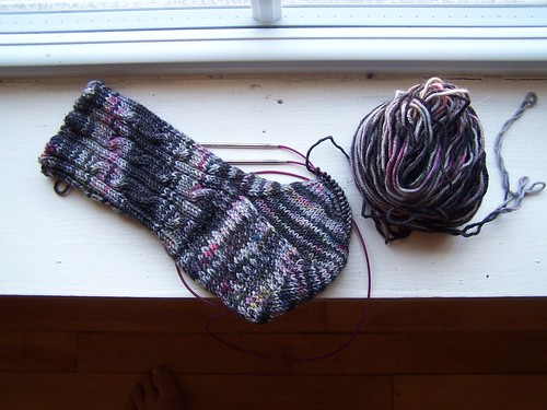 Tangled Socks II