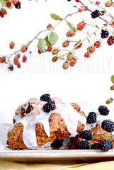 (hd connelly) Tags: stilllife food fruit hdconnelly interestingness blackberry explore scones