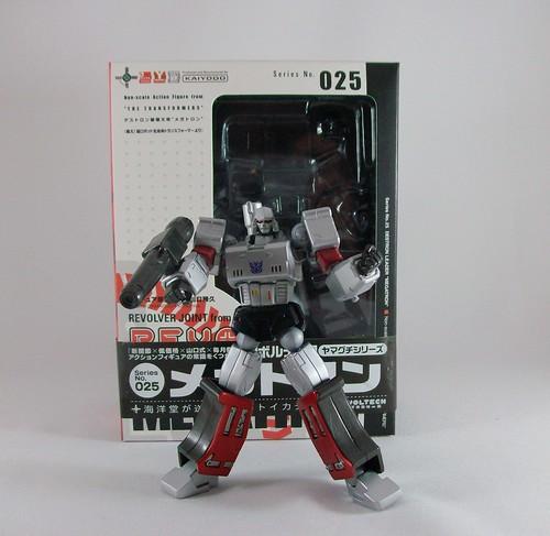 Transformers Megatron G1 Revoltech