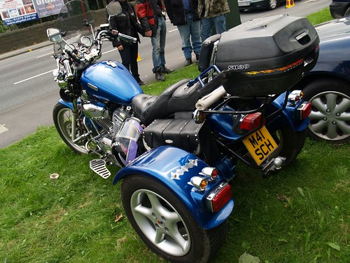 Yamaha 1100 Trike Bike