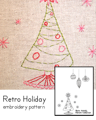 Retro Holiday