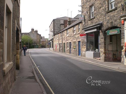 B&B 門外的一段 Buxton Road。