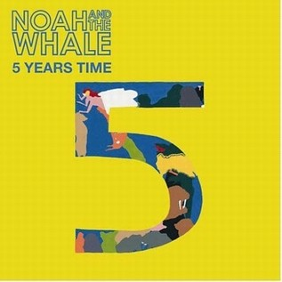 你拍攝的 Noah & The Whale - 5 Years Time。