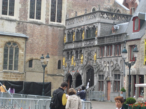 Brugge - Church of the Holy Blood