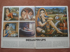 The Calendar Art of India - 2 (Asli Jat) Tags: india calendarart