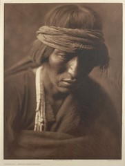 Hastobga, Navaho Medicine-man (Smithsonian Institution) Tags: portrait headscarf nativeamerican headwrap navaho smithsonianinstitution medicineman firstpeoples smithsonianinstitutionlibraries medicinemen edwardcurtis edwardscurtis navahoman hastobiga