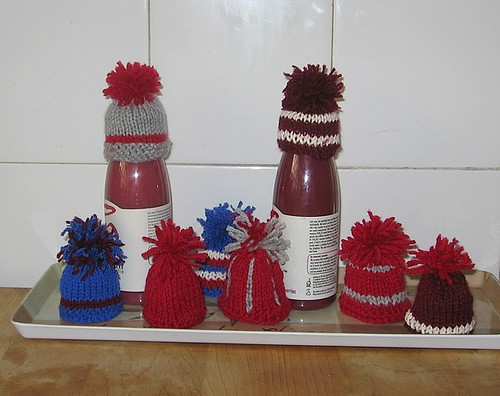 Smoothie hats