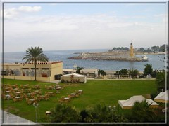 Alexandaria Helnan Hotel (SaudiSoul) Tags: sea beach hotel egypt      alexandaria