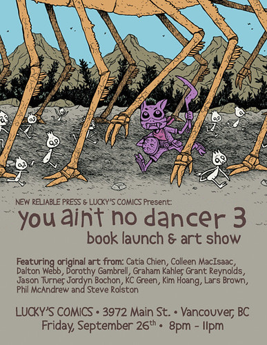 book launch & art show!
