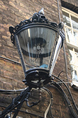 Gas Lamp close up