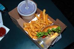 My Dinner (su-lin) Tags: travel food newyork burgers shakeshack