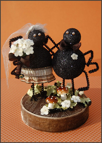 Newly Webbed Cake Topper