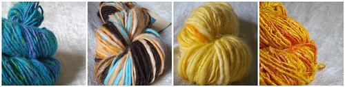 Yarn grouping