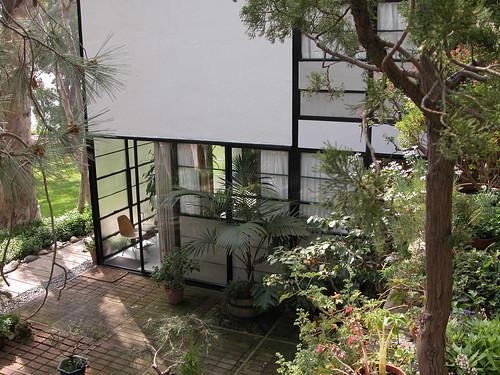 My Modern visits Eames house,modern,house,design