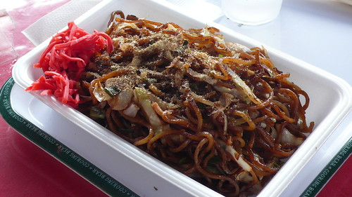 Fujinomiya yakisoba noodle 02