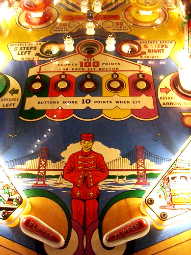 San Francisco Pinball