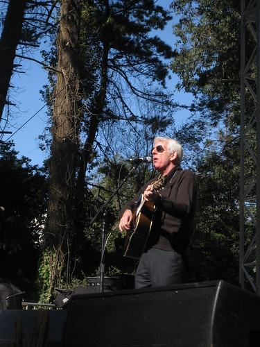 Nick Lowe, Hardly Strictly Bluegrass Festival, Oct. 4, 2008