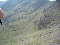 MVI_1757 Striding Edge (JSi2) Tags: mountain lake video district ridge info 2008 stridingedge helvellyn chrish jsi2