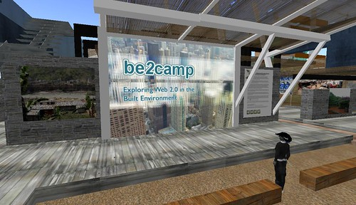 Be2Camp Starting Soon! Exploring Web 2.0 and the Built Environment