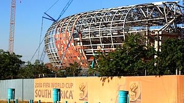 Soweto stadium