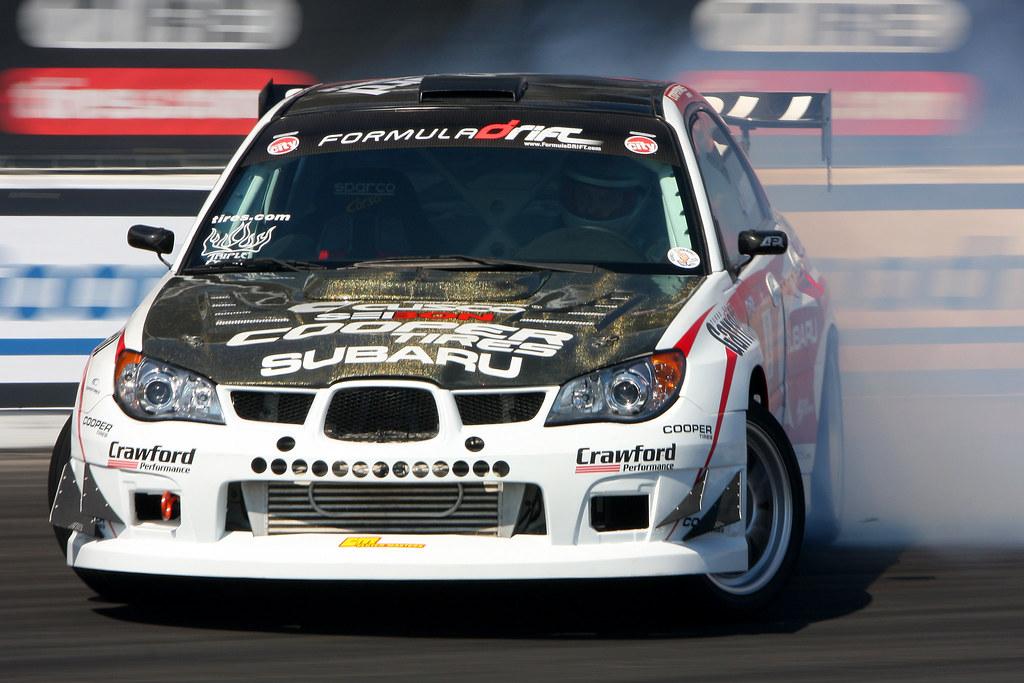 Cooper Tire Subaru WRX STi