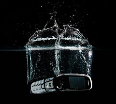 The Brand New Waterproof Cel Phone (Dan. D.) Tags: wate