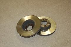 Передние тормозные диски E39