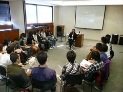 第4回鹿児島大学シリコンバレー研修ツアー  Interplace 川内マコさん