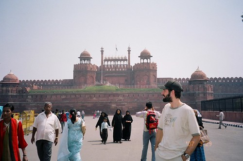 The Red Fort - Lal Qila, Delhi