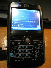 HP iPaq 914c (foto door: PiAir (Old Skool))