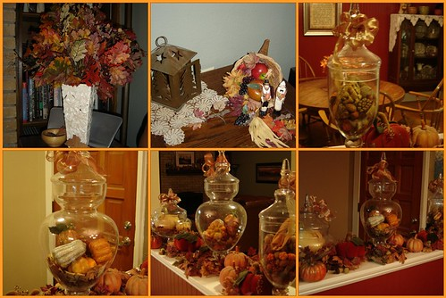 Fall Decor 2008