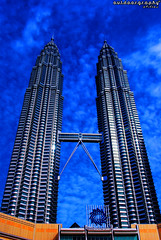 Outdoorgraphy™: KLCC @ HDR