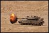 Tank Merkava Mk 3 Fire