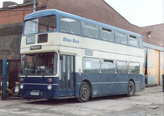 030-02 (Ian R. Simpson) Tags: leyland parkroyal bluebus greatermanchestertransport atlantean gmbuses an68 pennineblue wvm901s