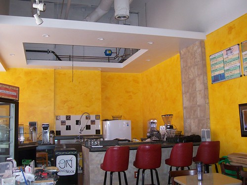 Java Nook Interior