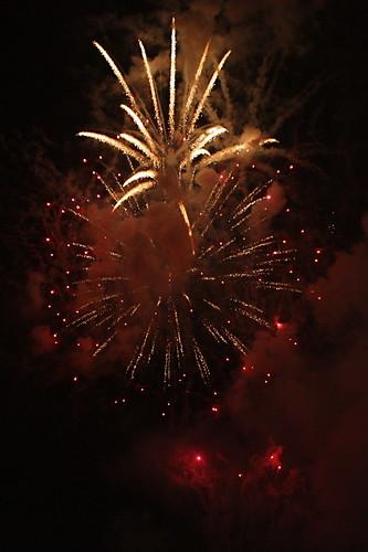 Glasgow Fireworks 2008