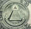 The Great Seal (Hammer51012) Tags: macro eye one 1 bill pyramid olympus dollar 1776 thegreatseal sp550uz